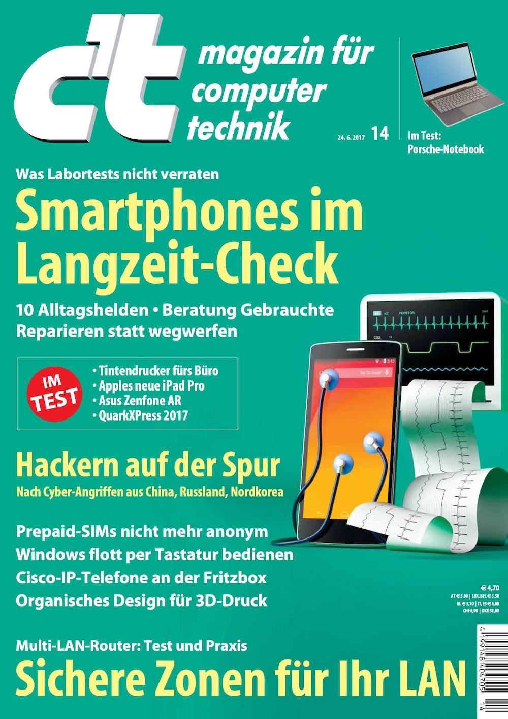 c't Magazin 2017-14
