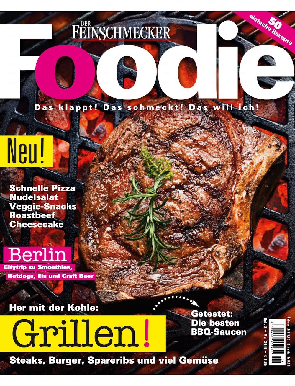 Der Feinschmecker-Foodie 2016-02