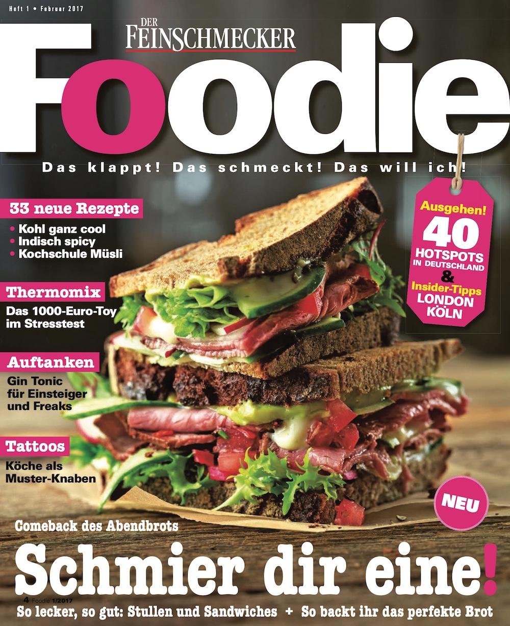 Der Feinschmecker-Foodie 2017-01