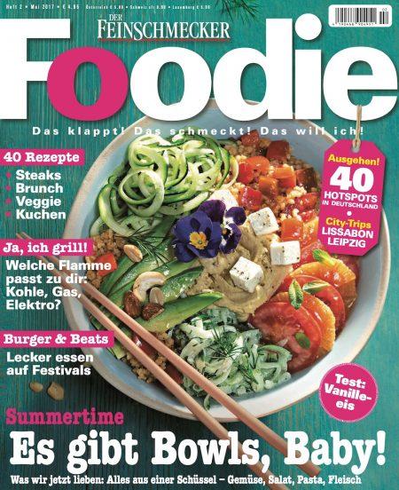 Der Feinschmecker-Foodie 2017-02