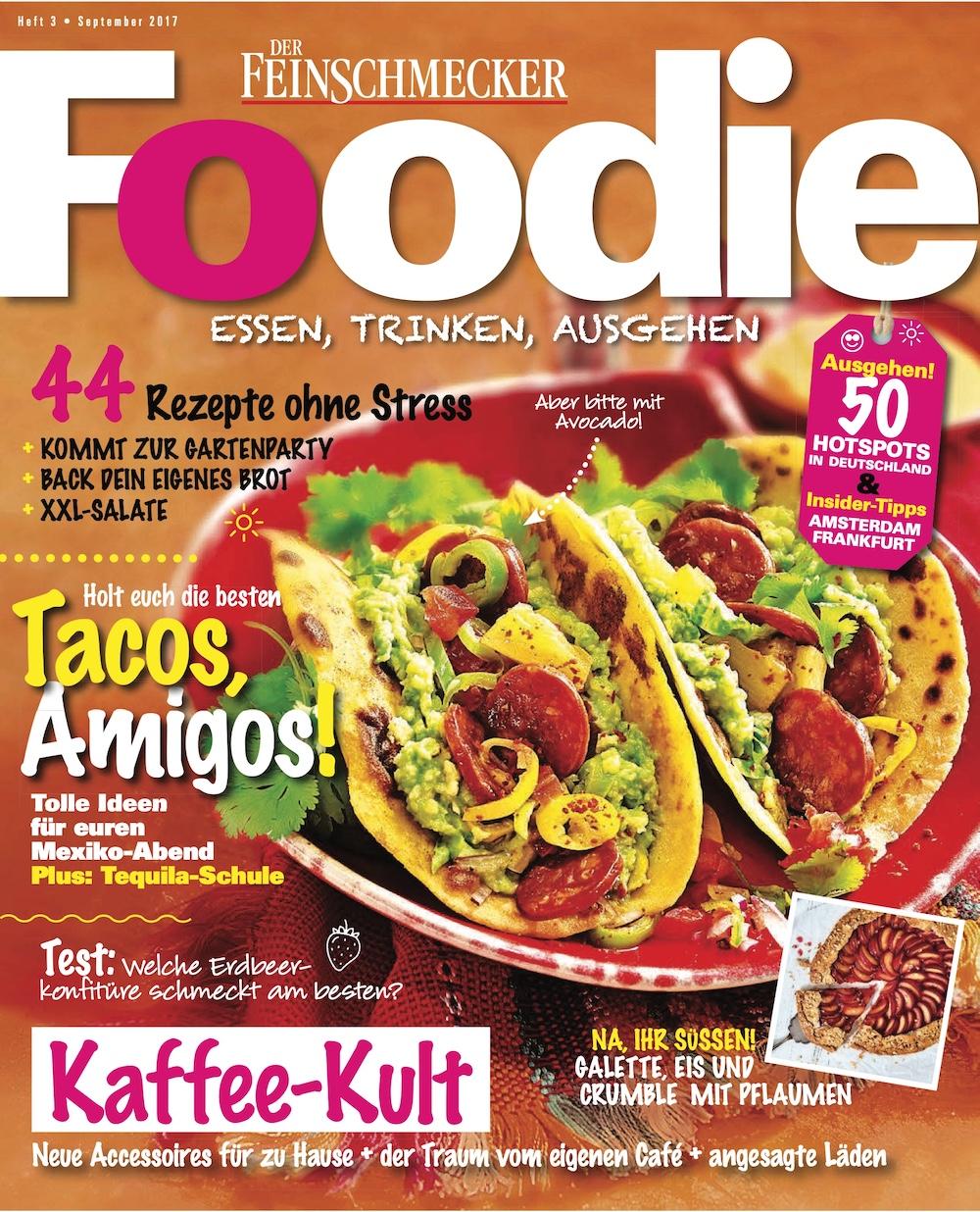 Der Feinschmecker-Foodie 2017-03