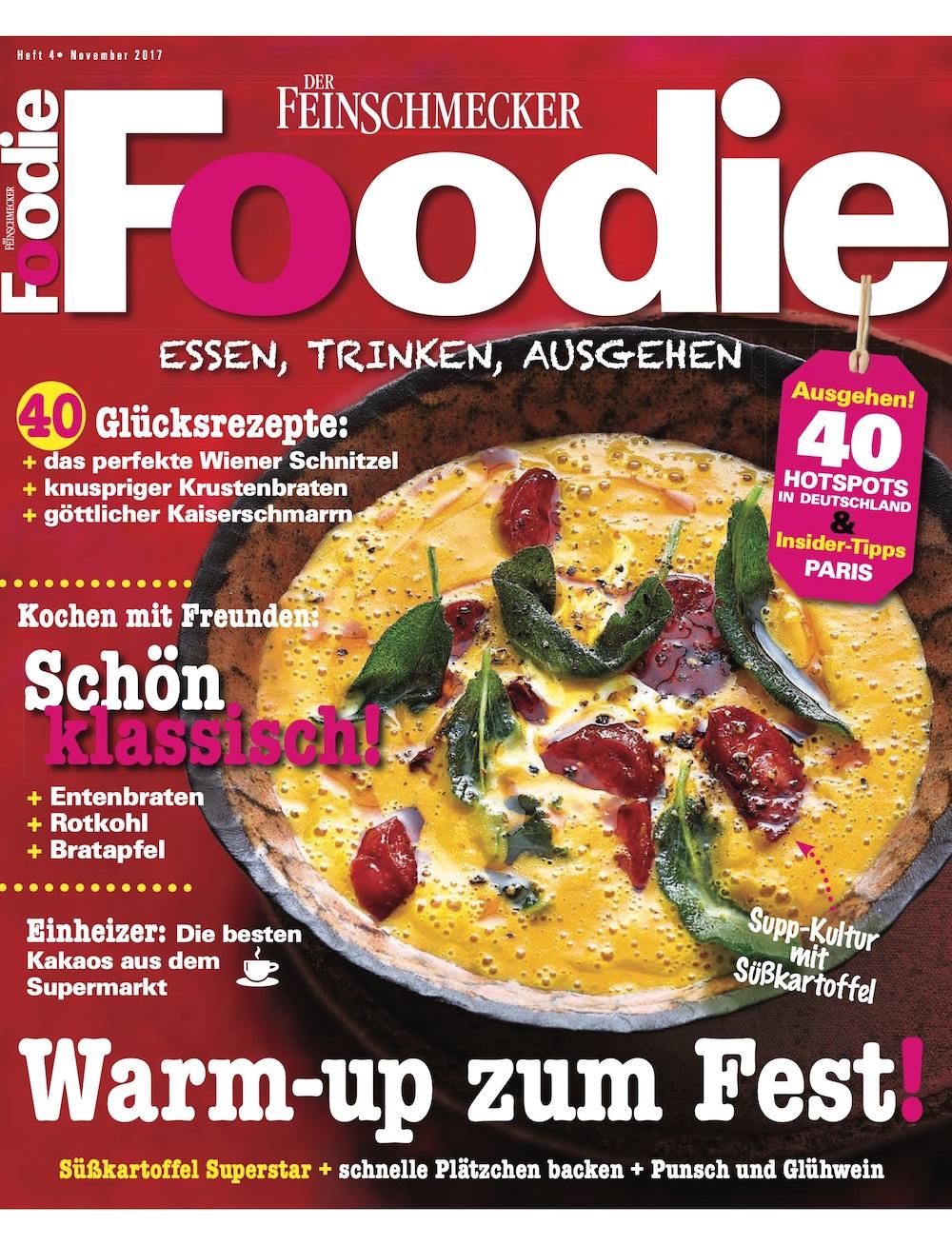 Der Feinschmecker-Foodie 2017-04