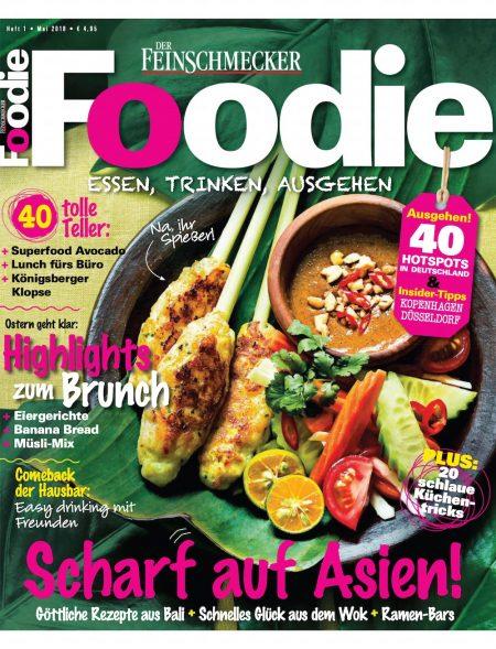 Der Feinschmecker-Foodie 2018-01