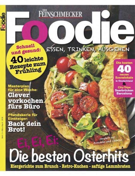 Der Feinschmecker-Foodie 2019-01