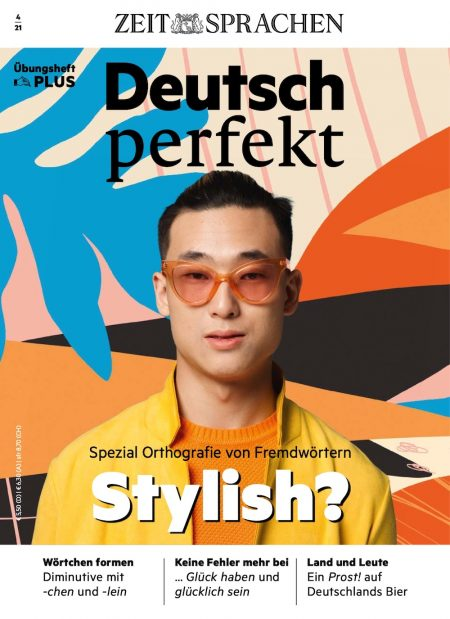 Deutsch perfekt plus 2021-04