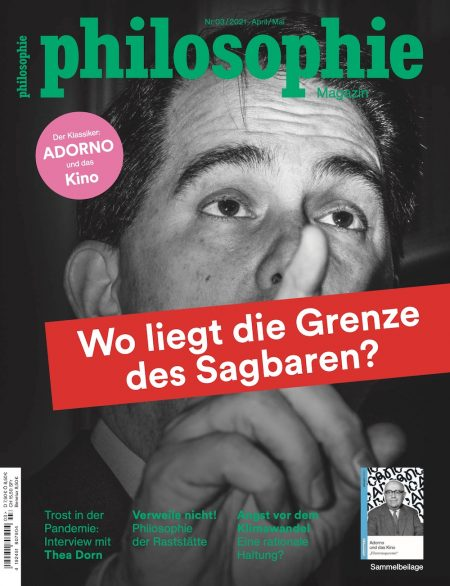 Philosophie Magazin 2021-04-05
