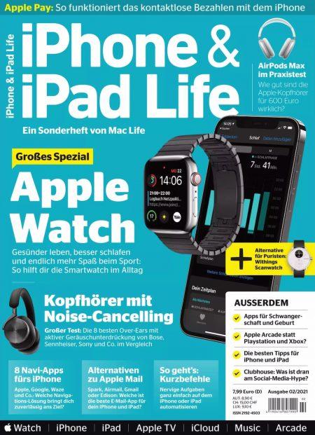 iPhone & iPad Life 2021-02