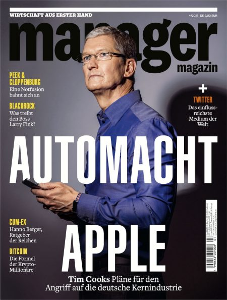 manager magazin 2021-04
