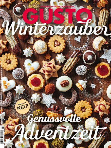 Gusto Sonderheft Winterzauber 2021