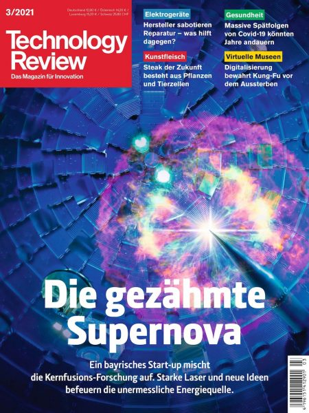 Technology Review 2021-03