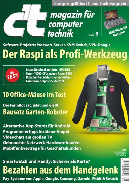 c't Magazin 2021-09